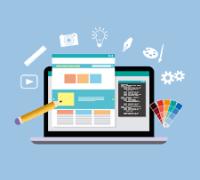 ادارة الصفحات والمواقع الإلكترونية